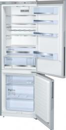 Bosch KGE49AI41 Türen Edelstahl mit Anti-Fingerprint Kühl-/Gefrier-Kombination