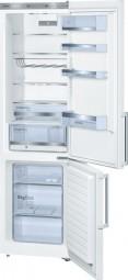 Bosch KGE39AW42 Türen weiß Kühl-/Gefrier-Kombination