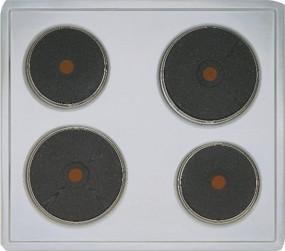 Bosch NCM615L01 Edelstahl Chromnickelstahl Massekochplatten-Herdmulde Einbau-Kochmulde