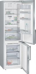 Siemens KG39NXI42 Kühl-Gefrier-Kombination, noFrost Türen Edelstahl antiFingerPrint IQ500