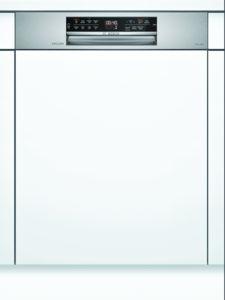 Bosch SMI6ZBS00D, Teilintegrierter Geschirrspüler (C)