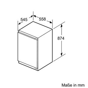 siemens kf 21 red 30 einbau k hlautomat dekorf hig siemens einbau k hlger te 880mm. Black Bedroom Furniture Sets. Home Design Ideas
