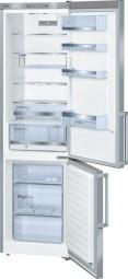 Bosch KGE39BI41 Türen Edelstahl mit Anti-Fingerprint Kühl-/Gefrier-Kombination