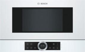 Bosch BFL634GW1 Polar Weiß Einbaumikrowelle