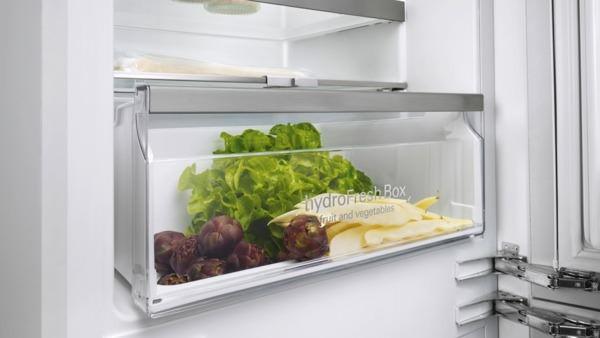Siemens Kühlschrank Innenausstattung : Siemens ki saf einbau kühl gefrier kombination festtür iq
