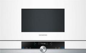 Siemens Einbaumikrowelle BF634RGW1 weiß