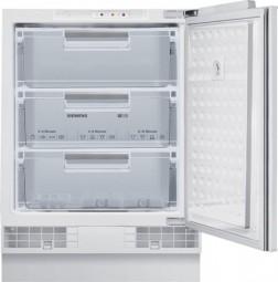 Siemens GU15DA55 Einbau Gefrierschrank Flachscharnier-Technik softEinzug mit Türdämpfung<br