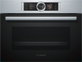 Bosch CSG636BS1 Edelstahl Kompaktdampfbackofen