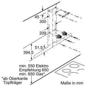 bosch dwb 098j50 wandesse 90cm l fterleistung 860m h bosch wand essen wand essen. Black Bedroom Furniture Sets. Home Design Ideas