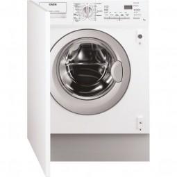 AEG L61470WDBI Vollintegrierbarer Einbau-Waschtrockner, 7 kg Waschen und bis zu 4 kg Trocknen, LC-Di