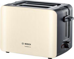 Bosch TAT6A117, Kompakt Toaster