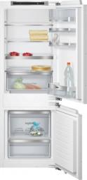 Siemens KI77SAF30 Einbau-Kühl-Gefrier-Kombination Flachscharnier-Technik IQ500