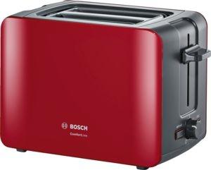 Bosch TAT6A114, Kompakt Toaster