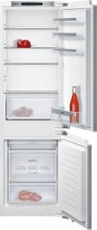Siemens KI86NVF30 SmartCool Einbau-Kühl-Gefrier-Kombination, noFrost Flachscharnier-Technik