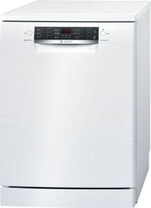 Bosch SMS46NW03E, Freistehender Geschirrspüler (E)