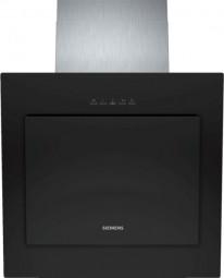 Siemens LC 56 KA 670 Wand-Esse, Schwarz mit Glasschirm 55 cm