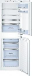 Bosch KIN85AF30 Einbau-Kühl-/Gefrier-Kombination, NoFrost Flachscharnier