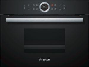 Bosch CDG634BB1, Dampfgarer