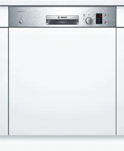 Bosch SMI25AS00E, Teilintegrierter Geschirrspüler (F)