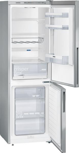 Siemens KG36VVL32 Kühl-Gefrier-Kombination Türen Edelstahl-Look IQ300