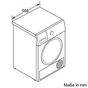 siemens wt 7yh 780 w rmepumpentrockner selfcleaning siemens kondenstrockner kondenstrockner. Black Bedroom Furniture Sets. Home Design Ideas