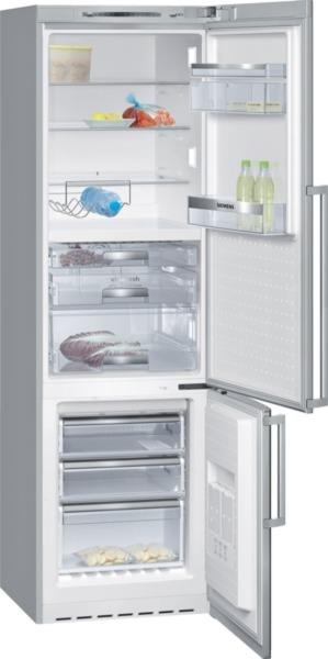 Siemens KG39FPI30 Kühl-Gefrier-Kombination, noFrost Türen Edelstahl antiFingerPrint IQ700