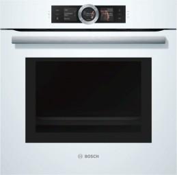 Bosch HMG6764W1 Polar Weiß Backofen mit Mikrowelle
