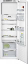 Siemens KI82LAD40 Einbau-Kühlautomat Flachscharnier-Technik, softEinzug mit Türdämpfung