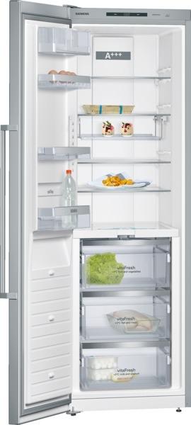 Siemens KS36FPI40 Kühlschrank VitaFresh Edelstahl antiFingerPrint IQ700