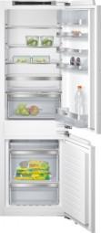 Siemens KI86NAD30 Einbau-Kühl-Gefrier-Kombination, noFrost Flachscharnier-Technik, softEinzug