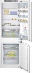 Siemens KI86SAD30 Einbau-Kühl-Gefrier-Kombination Flachscharnier-Technik, softEinzug mit Türdä