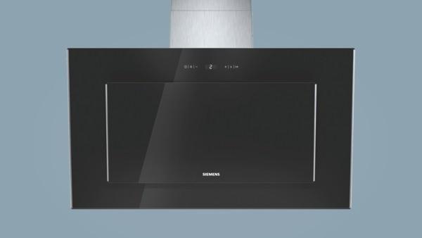 Siemens lc ka schwarz schwarz mit glasschirm cm wand esse