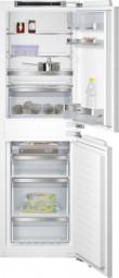 Siemens KI85NAD30 Einbau-Kühl-Gefrier-Kombination, noFrost Flachscharnier-Technik, softEinzug