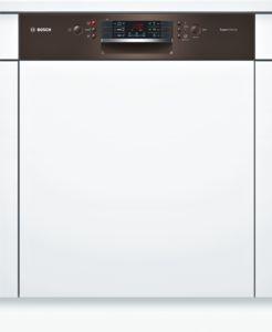 Bosch SMI46NM03E, Teilintegrierter Geschirrspüler (E)