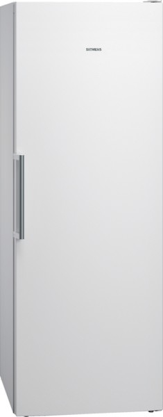 Siemens GS58NAW30 Stand-Gefrierschrank, noFrost Türen weiß IQ500