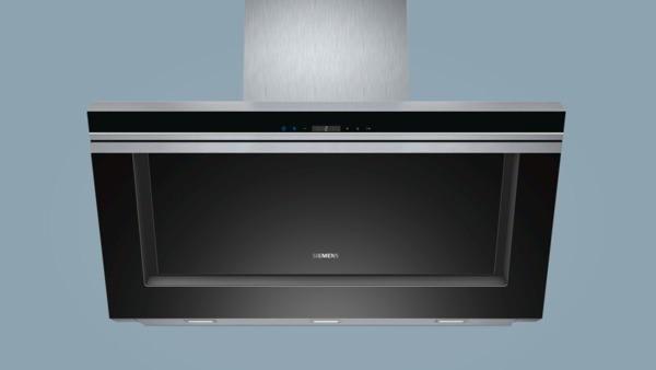 Siemens lc kb schwarz schwarz mit glasschirm cm wand esse
