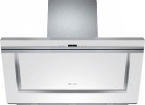 Siemens LC91KB272 Weiß Weiß mit Glasschirm 90 cm Wand-Esse