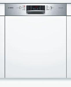 Bosch SMI46HS00D, Teilintegrierter Geschirrspüler (E)
