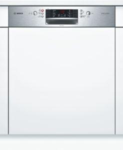 Bosch SMI46JS05D, Teilintegrierter Geschirrspüler (E)