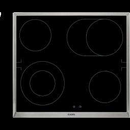 AEG HE604062XB 60 cm, Zweikreis, Bräterzone