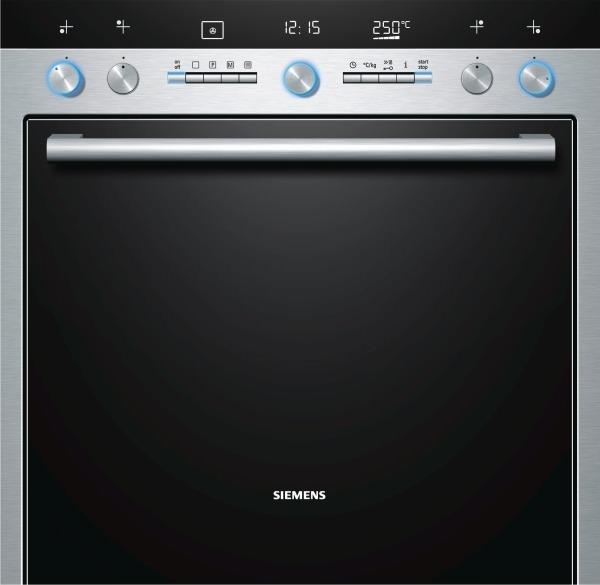 Siemens HE76GB560 Edelstahl Einbauherd