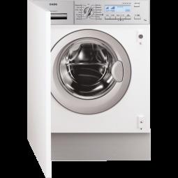 AEG L82470BI 7 kg, LogiControl-Display, Startzeitvorwahl, Aqua Control System mit Alarm, 1400 U/min