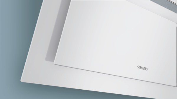 Siemens lc kd weiß weiß mit glasschirm cm wand esse