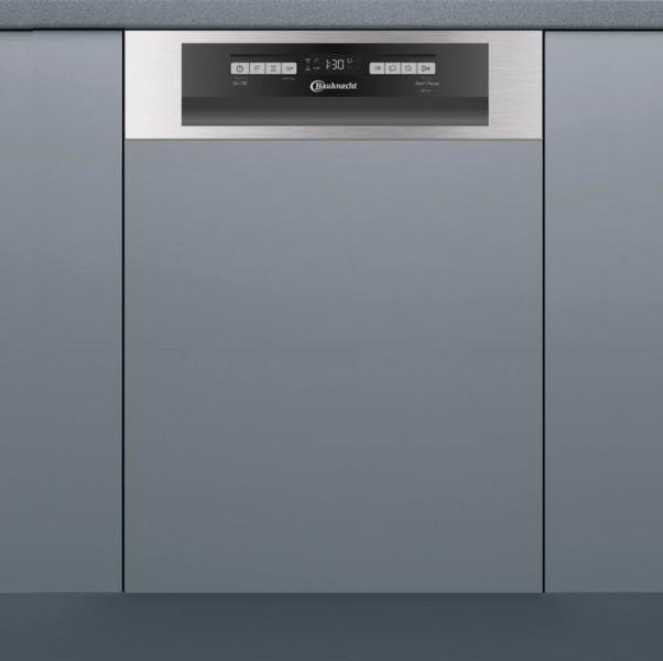 bauknecht gci 826 ix standgeschirrsp ler integrierbare geschirrsp ler nieschenbreite 600mm. Black Bedroom Furniture Sets. Home Design Ideas
