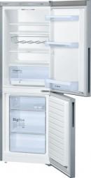 Bosch KGV33VL31 Türen Edelstahl Optik Kühl-/Gefrier-Kombination