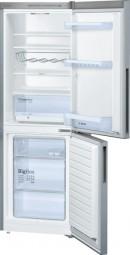 Bosch KGV33VI31 Türen Edelstahl mit Anti-Fingerprint Kühl-/Gefrier-Kombination