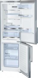 Bosch KGE36EI43 Türen Edelstahl mit Anti-Fingerprint Kühl-/Gefrier-Kombination EXCLUSIV