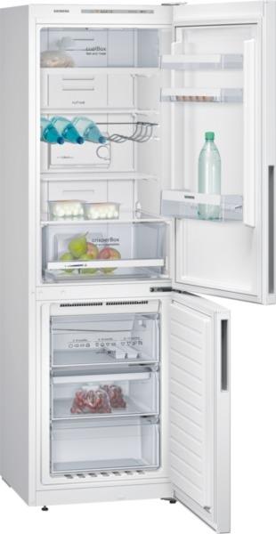 Siemens KG36NVW31 Kühl-Gefrier-Kombination, noFrost weiß IQ300
