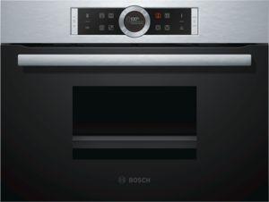 Bosch CDG634AS0, Dampfgarer