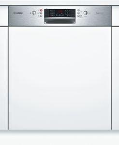 Bosch SMI46KS01E, Teilintegrierter Geschirrspüler (E)